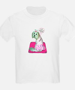 Angel Princess Kids T-Shirt