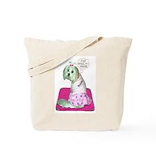 Angel Princess Tote Bag