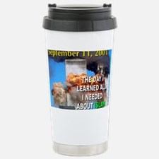 ACPSP: Stainless Steel Travel Mug