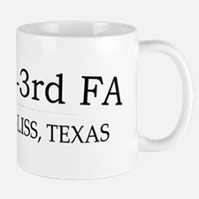 2nd Bn 3rd FA Cap Mug