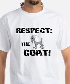 RESPECT the GOAT for Men Shirt