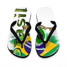 brasil 2014 Flip Flops