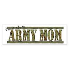 ProudArmyMomDk Bumper Sticker