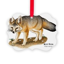 Kit Fox Ornament