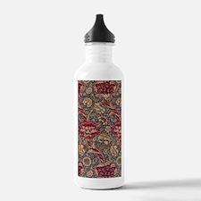 Art Nouveau Wine Flora Water Bottle