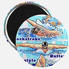 ASwimBoys Magnet