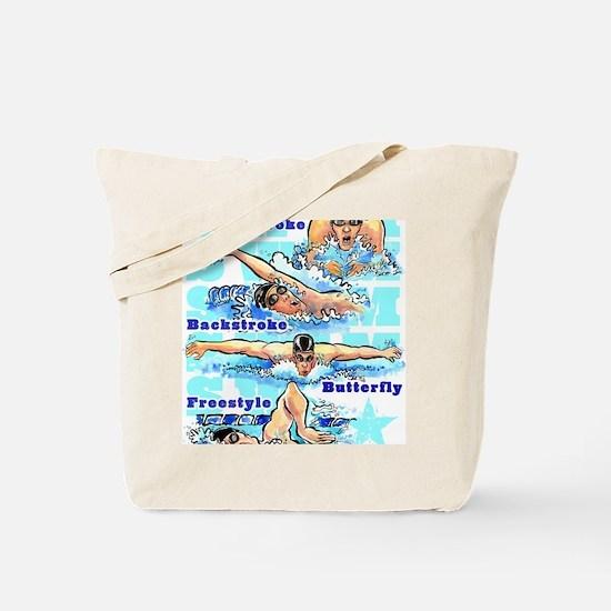 ASwimBoys Tote Bag