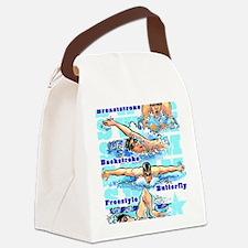 ASwimBoys Canvas Lunch Bag