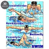 Swimmers Puzzles