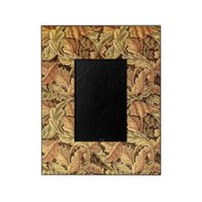 Art Nouveau Autumn Leaves Picture Frame