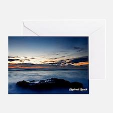 1823-star-sunset-mvmt-aw-27 Greeting Card