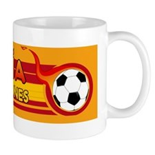 espana-world-champions-bumper-sticker Coffee Mug