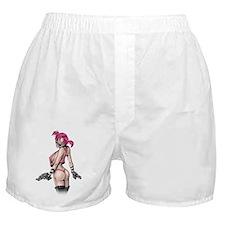BigGuns10x10BlkT Boxer Shorts