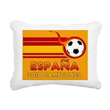 espana-soccer-mousepad Rectangular Canvas Pillow