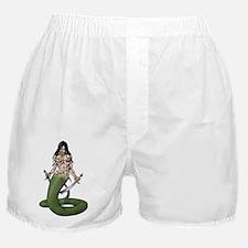 Naga10x10BlkT Boxer Shorts
