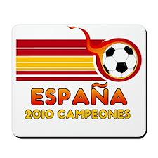 espana-2010-campeones-spain Mousepad
