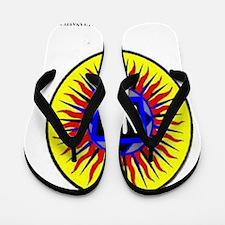 na sun Flip Flops