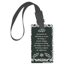 SERENITY POSTER Luggage Tag