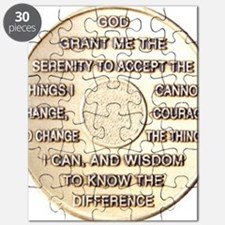 COIN SERENITY Puzzle