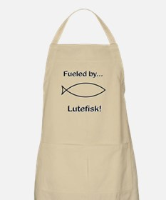 Fueled by Lutefisk Apron