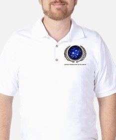 STAR TREK UFP Insignia T-Shirt