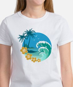 Beach1 Women's T-Shirt