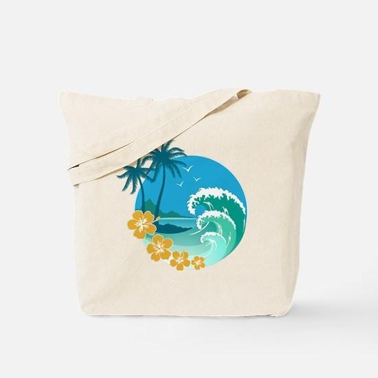 Beach1 Tote Bag