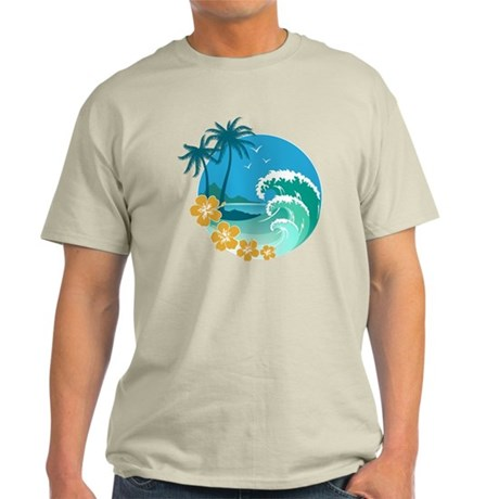 Beach1 Light T-Shirt