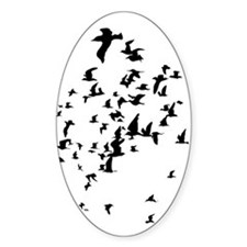 Birds Decal