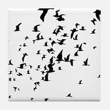 Birds Tile Coaster