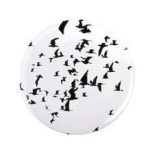 """Birds 3.5"""" Button"""