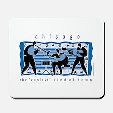 Chicago Musicians Mousepad