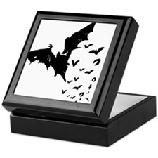 Bat - Halloween Keepsake Box