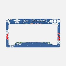 The Gayest Christmas Pageant  License Plate Holder