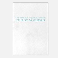 nothings journal Postcards (Package of 8)