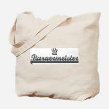 BURGER MEISTER Tote Bag