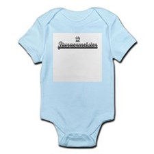 BURGER MEISTER Infant Bodysuit