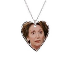 Pelosi and your little dog to Necklace
