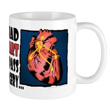 Heart Bypass Mug