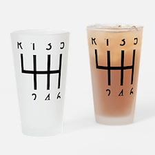 gearshift6 Drinking Glass