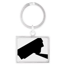 security_camera Landscape Keychain
