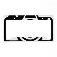 camera License Plate Holder