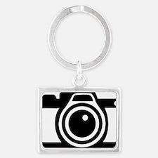 camera Landscape Keychain