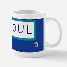 Old-soul-blue Mug
