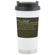 truth Travel Coffee Mug