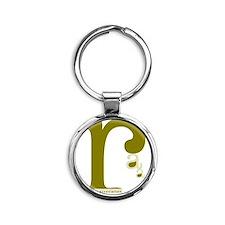 raa logo Round Keychain