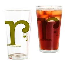 raa logo Drinking Glass