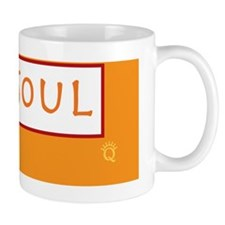 Old-soul-Orange Mug