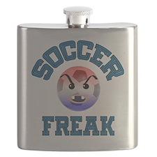 SOCCER FREAK Flask
