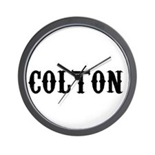 colton Wall Clock